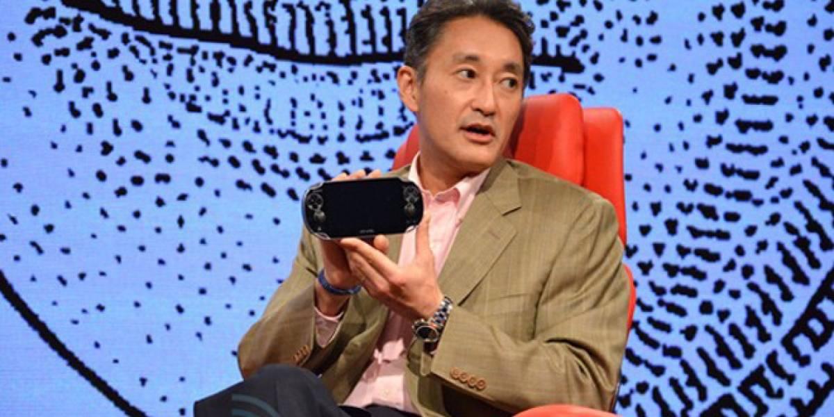 Sony nombra a Kazuo Hirai como nuevo CEO, reemplazando a Howard Stringer