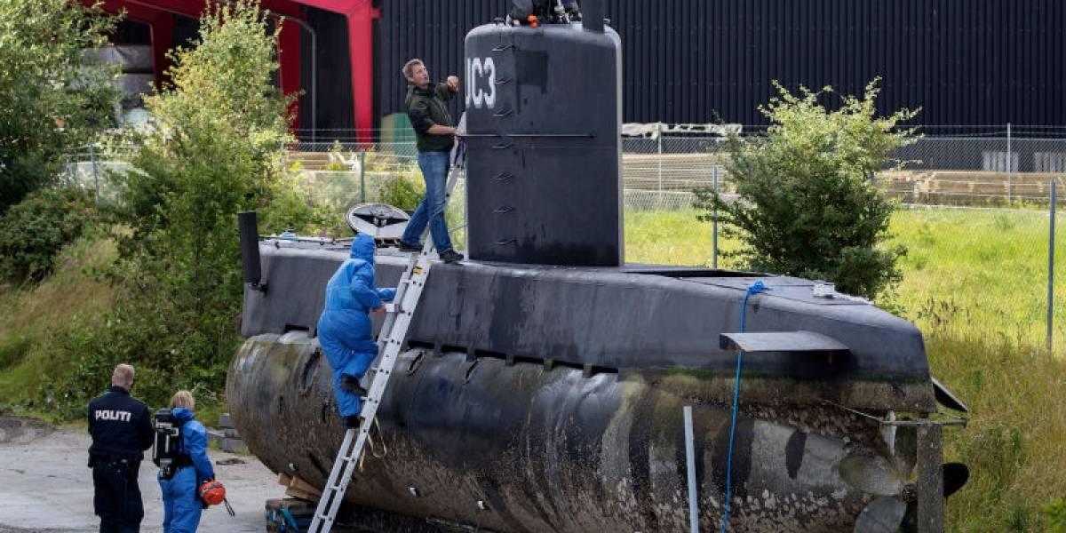 Horror y torturas en el submarino casero: Madsen planeó el asesinato de la periodista Kim Wall
