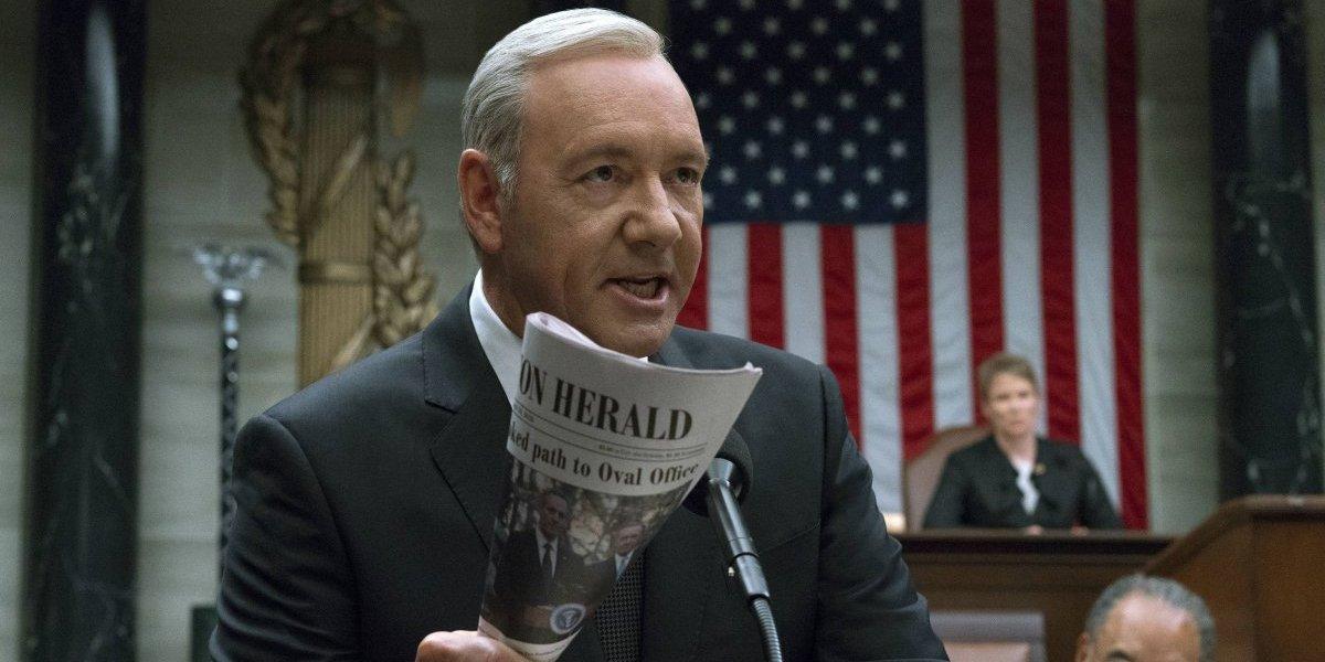 Netflix perdió millones de dólares por escándalos de Kevin Spacey