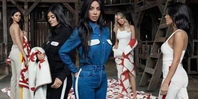 Clan Kardashian.