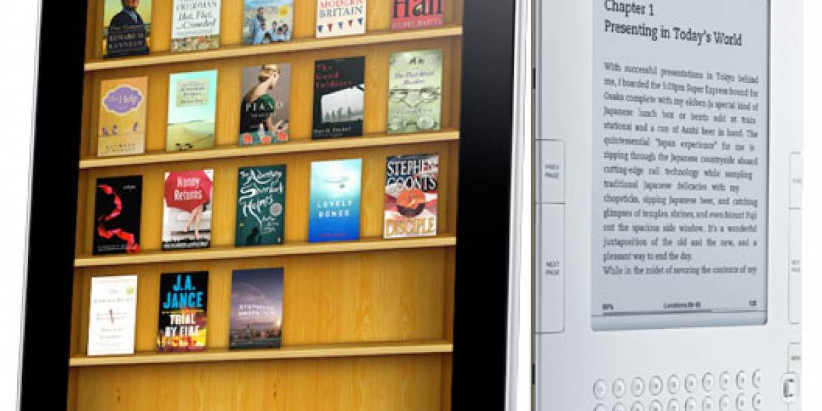 "Investigan posible ""colusión"" de Apple y Amazon con casas editoriales"