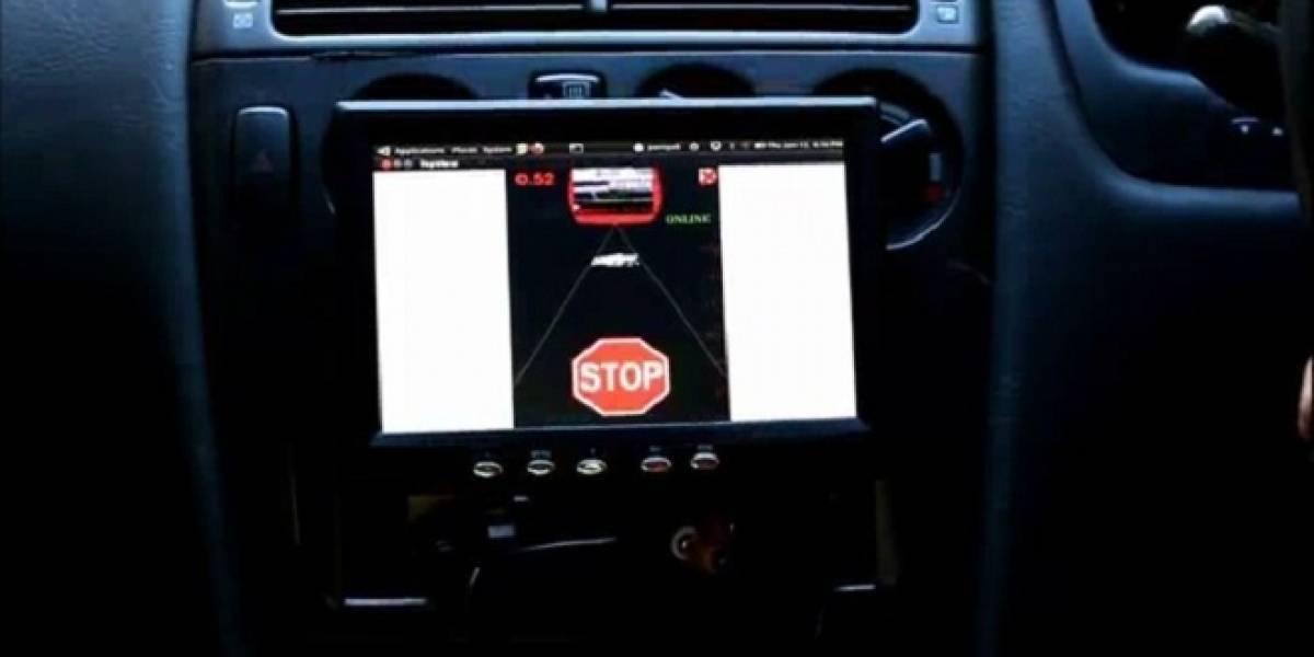 Si te da miedo cómo estaciona el auto tu novia, instala un Kinect