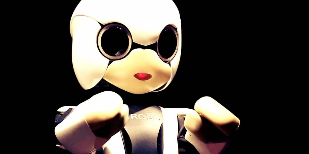 Kirobo, el primer robot de comunicación verbal humanoide viajará a la ISS