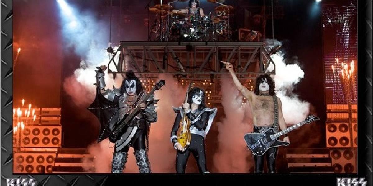 Kiss lanza su Kiss HDTV