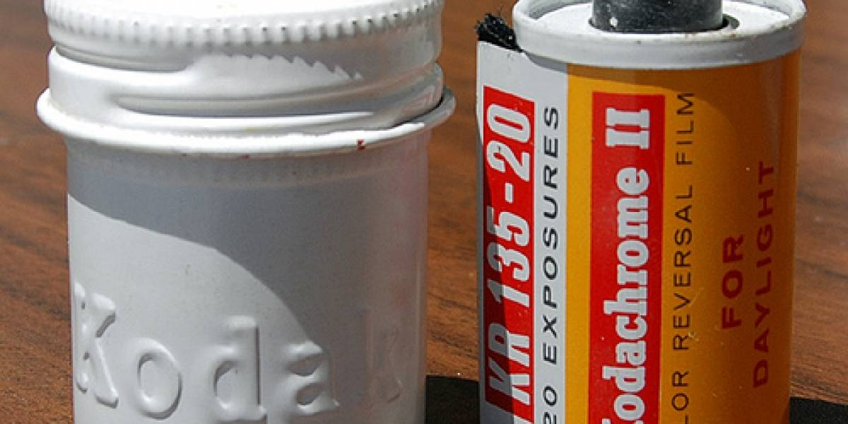 Procesan el último rollo fotográfico Kodachrome
