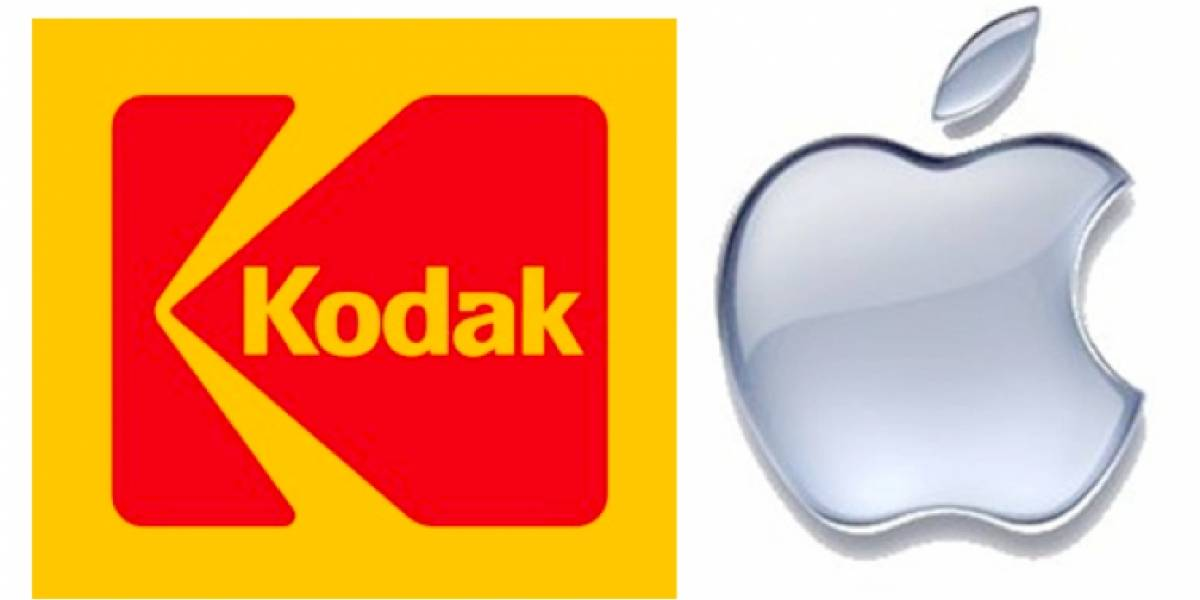 Kodak vuelve a la carga: demanda nuevamente a Apple y RIM por violación de patentes