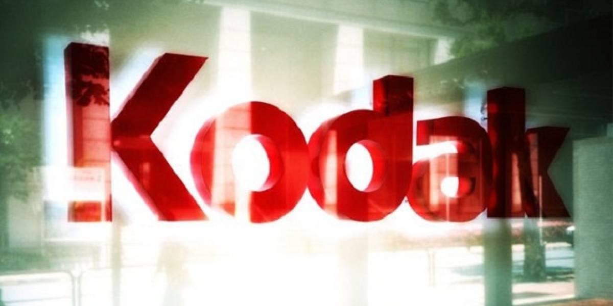 Kodak ahora también demanda a Samsung por patentes