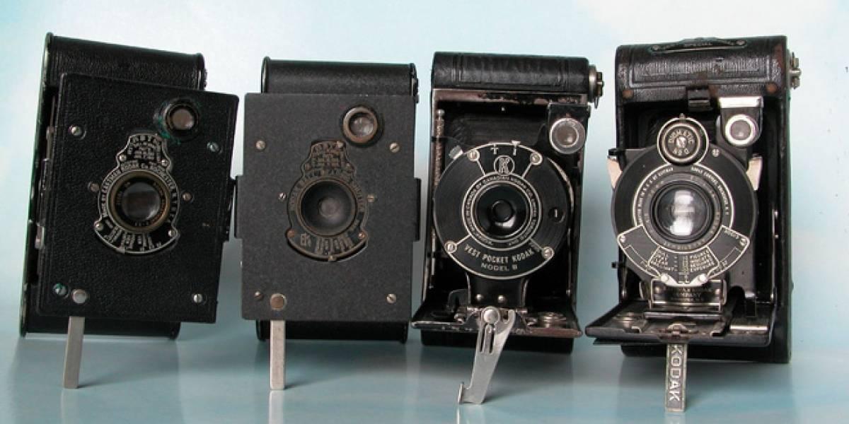 8 cámaras clásicas de Kodak, ahora que dejará de fabricarlas