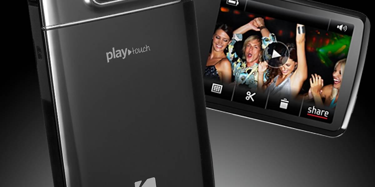 Kodak lanza Playtouch, su nueva videocámara de bolsillo