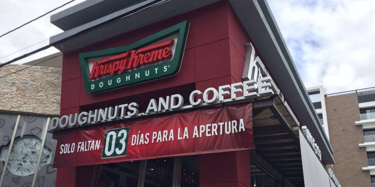 Krispy Kreme abrirá sus puertas en 3 días y van a regalar donas por un año
