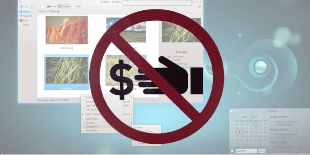 Canonical dejará de financiar el desarrollo de Kubuntu