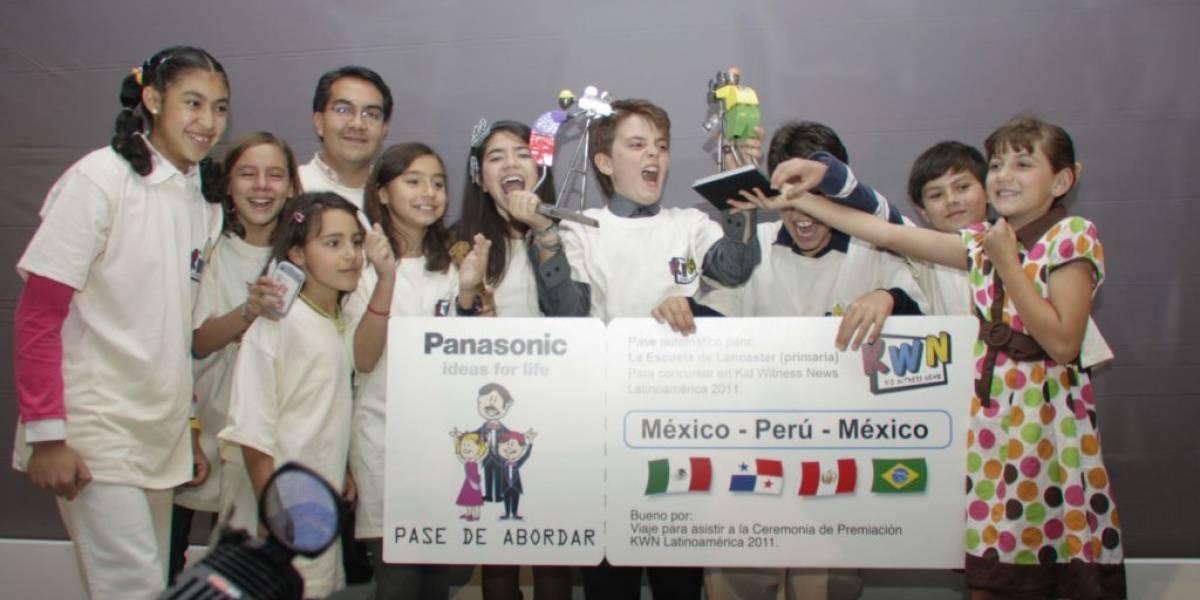 México: Panasonic busca al siguiente Scorsese en su Kid Witness News