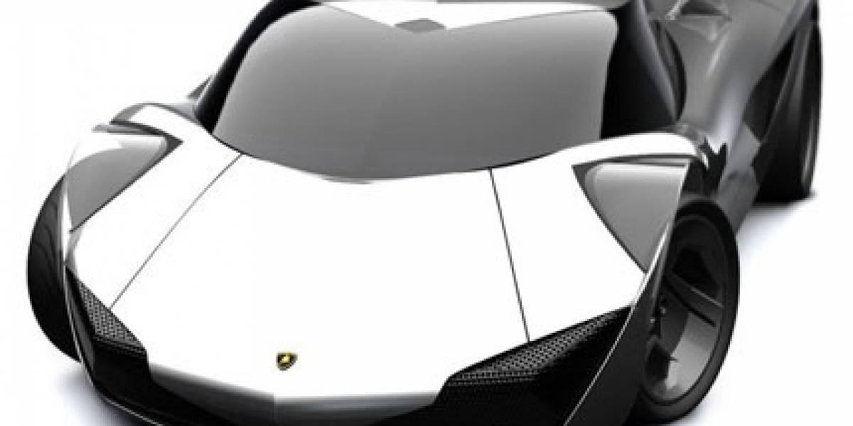 """Lamborghini prepara su primer modelo eléctrico con chiche """"gamer"""""""