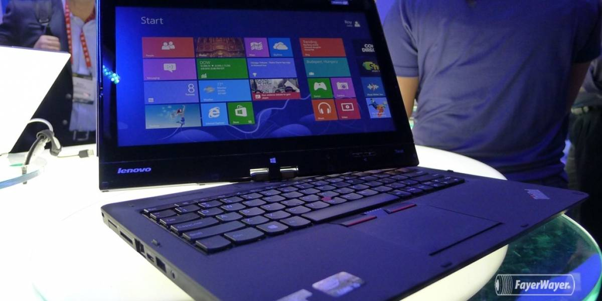 Lanzan nuevo Gorilla Glass para pantallas táctiles de laptops