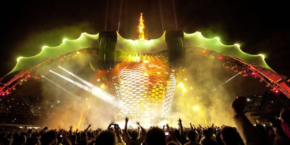 Audio del último concierto de la gira U2 360° será transmitido en parte de Sudamérica