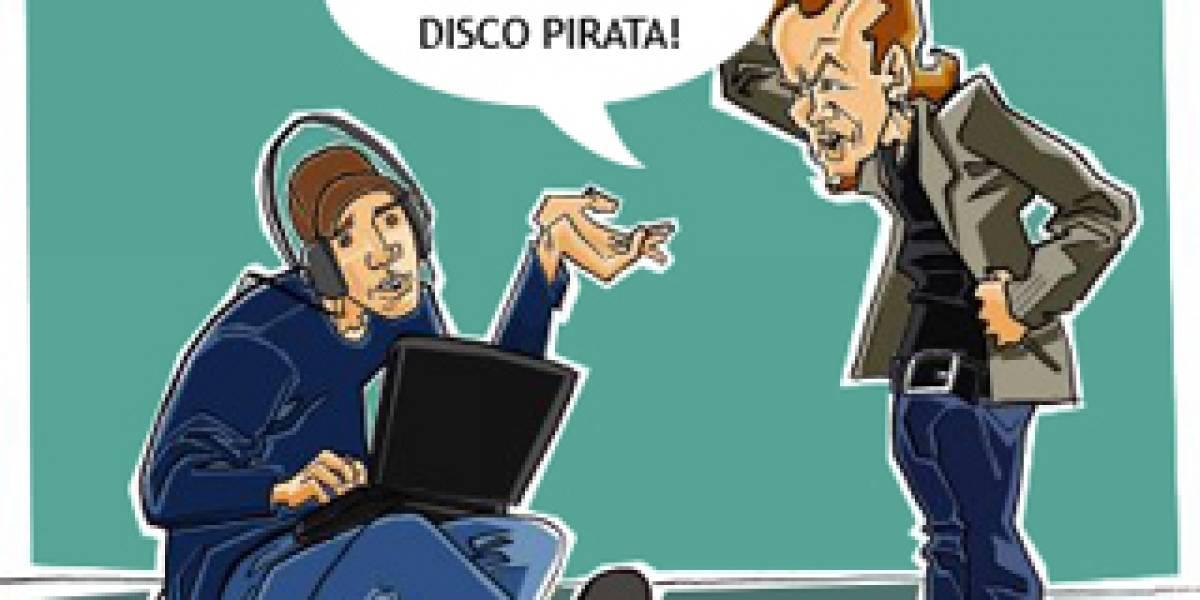Lars Ulrich de Metallica descargó su propio álbum pirata