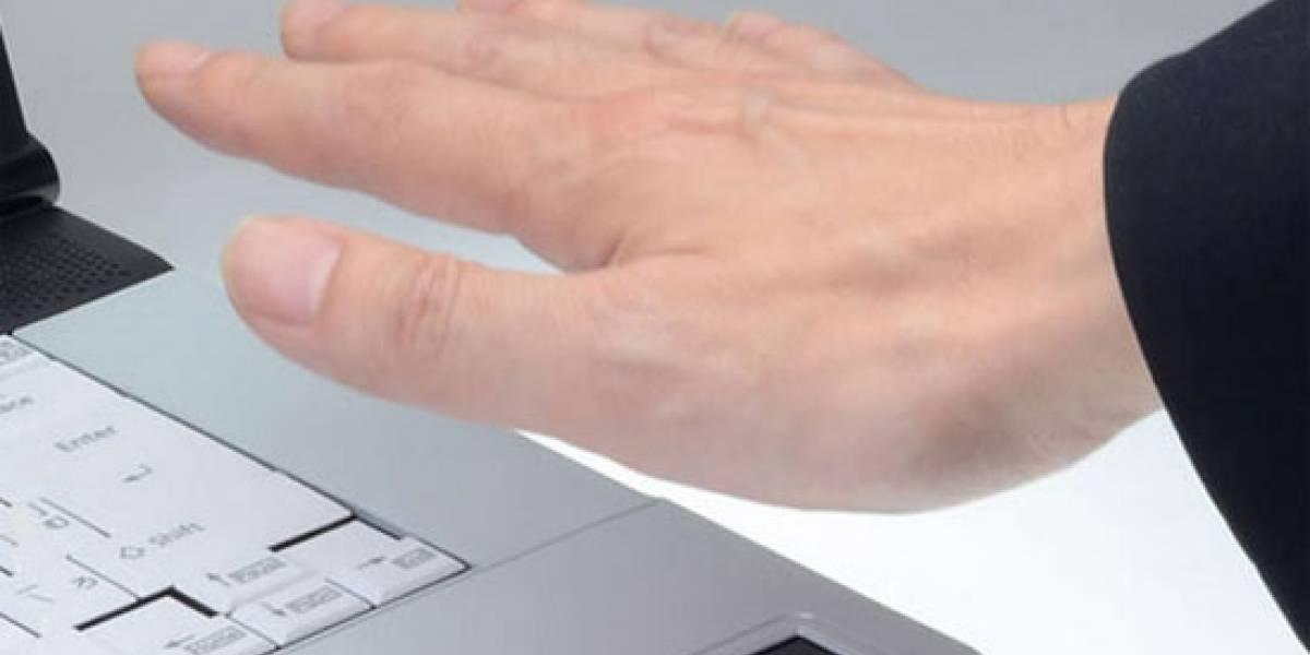 Fujitsu Lifebook E741/C: Una laptop con escáner biométrico de la palma