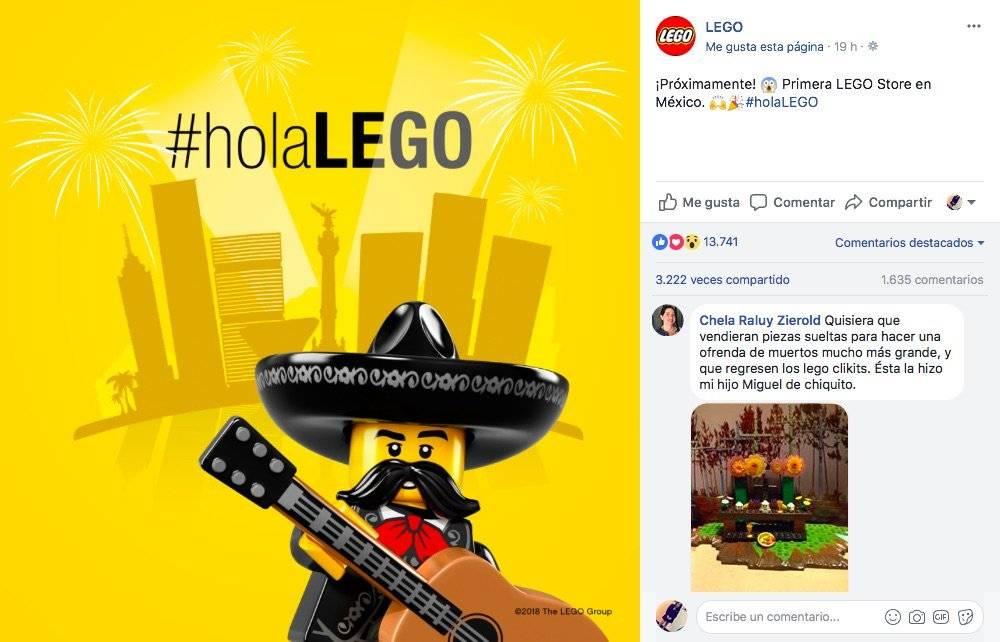 Lego Mexico