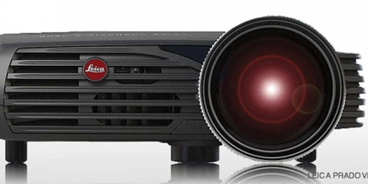 El proyector Leica Pradovit D-1200 es tan impresionante como caro