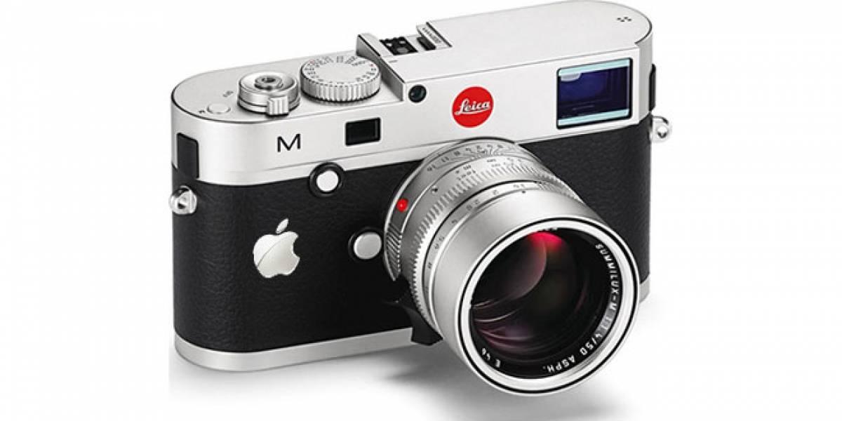 Jony Ive diseñará una edición especial de la Leica M
