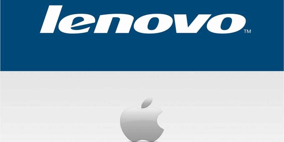 """Lenovo agradece el """"mal genio"""" de Steve Jobs"""