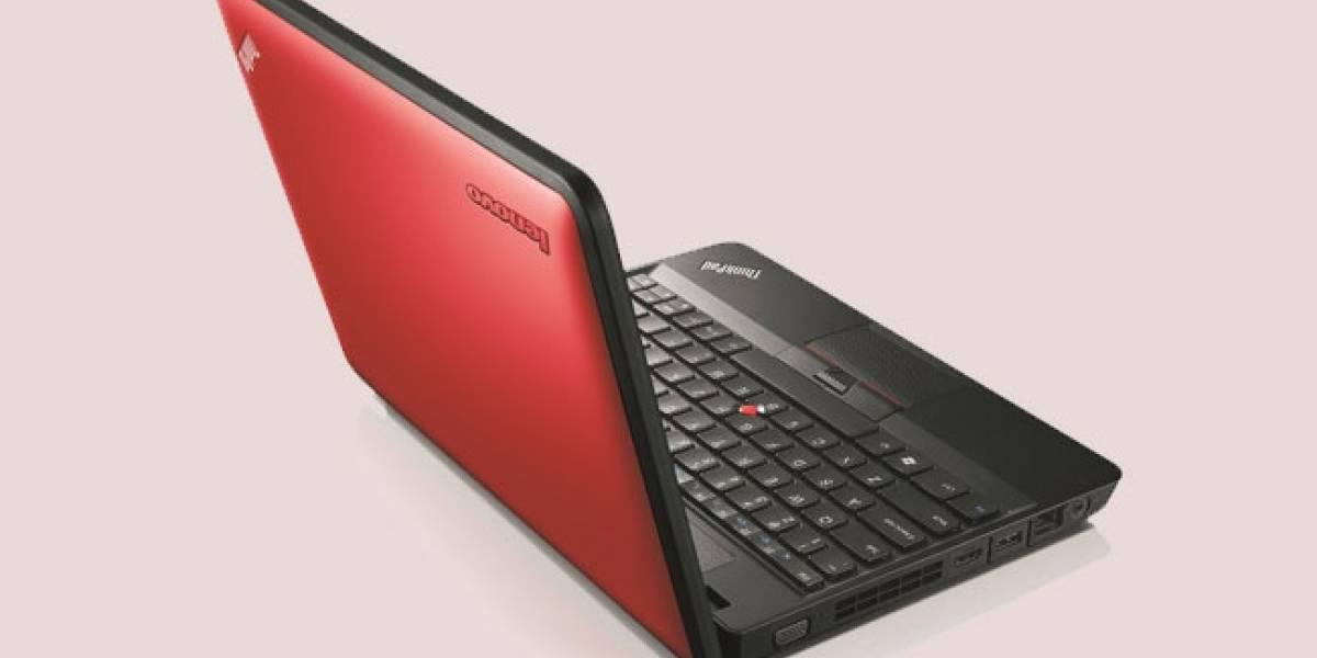 Lenovo trae a España su ThinkPad X130e, el portátil resistente al 'maltrato' de los escolares