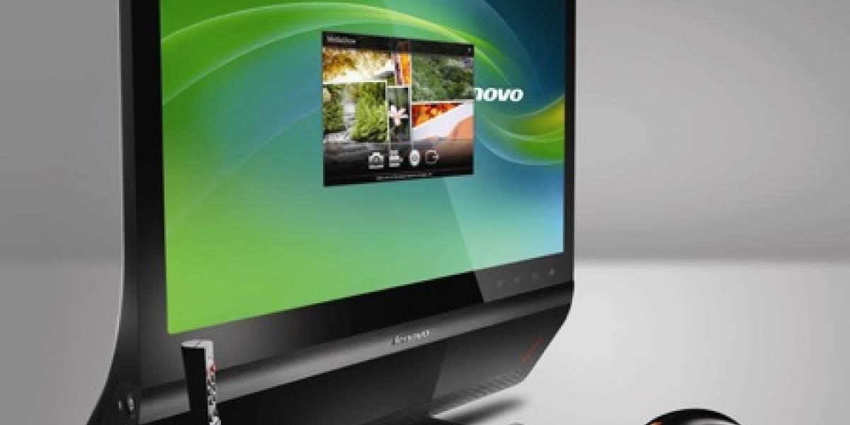 Lenovo IdeaCentre 600: Un todo en uno fuera de serie