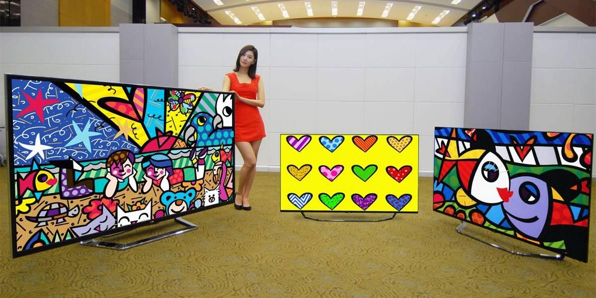 LG lanza televisores 4K de 55 y 65 pulgadas