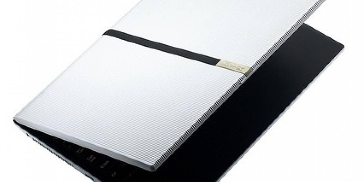 Xnote P510: la nueva laptop de LG con una GeForce GT 130M