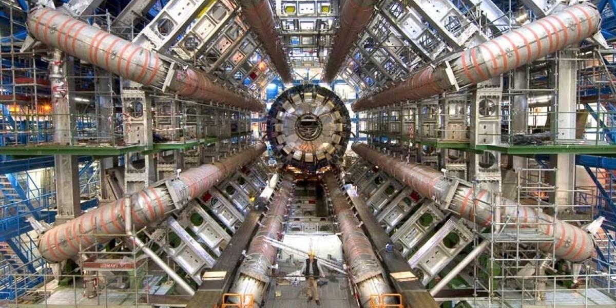 El LHC aumentará la energía de sus rayos para encontrar a Higgs