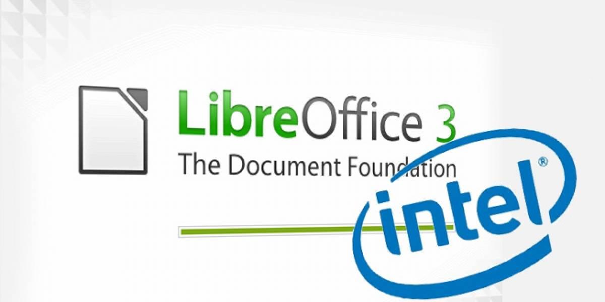 Intel se suma a The Document Foundation y respalda a LibreOffice