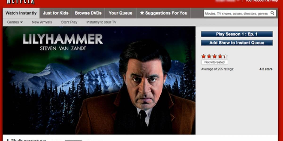Lilyhammer, la primera serie producida por Netflix se estrena hoy