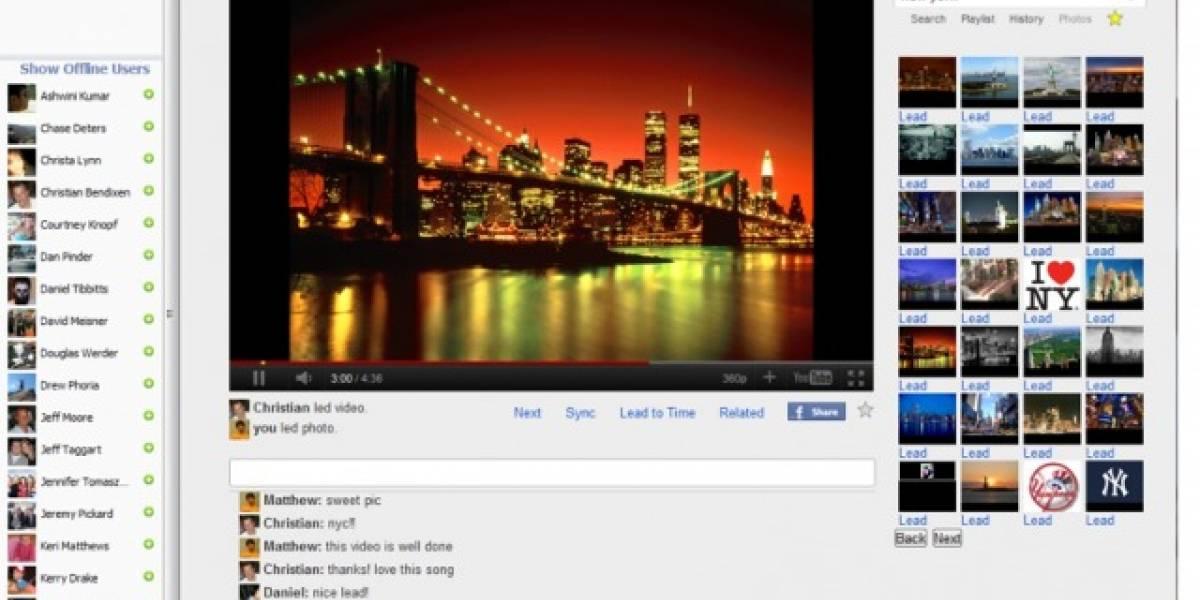LiveLead hace más social la experiencia de ver vídeos en YouTube