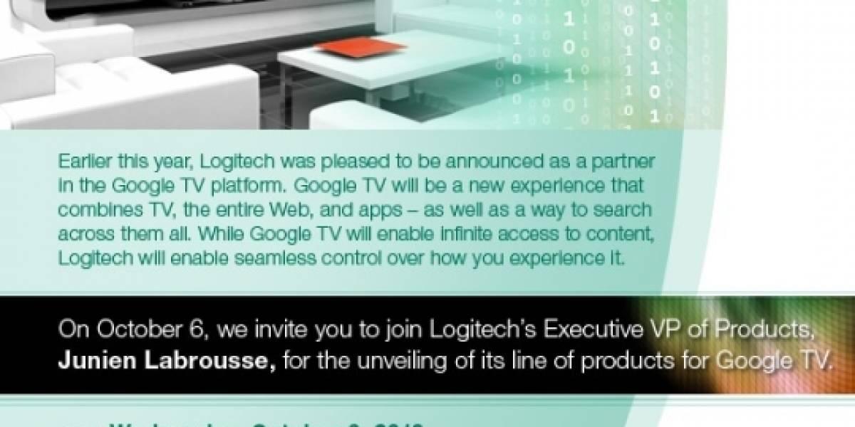 Google TV: Logitech Revue será presentado oficialmente la próxima semana