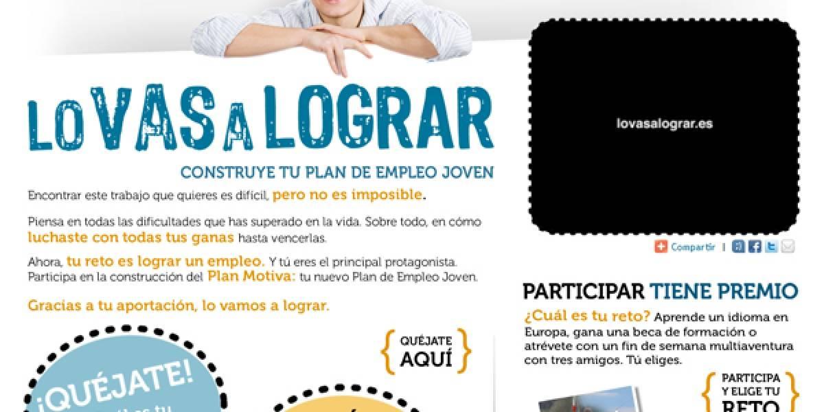 España: Batalla 2.0 contra el desempleo en Andalucía