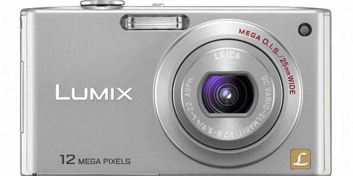 Panasonic DMC-FX40: Te reconoce y conoce