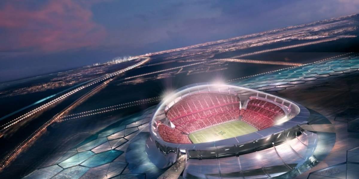 Qatar anuncia nuevo estadio solar para el mundial del 2022