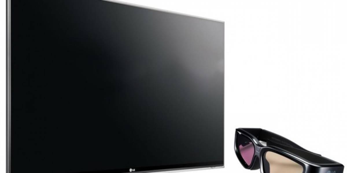 Presentan en México la línea de televisiones LED LG INFINIA, incluyendo su modelo 3D LX9500