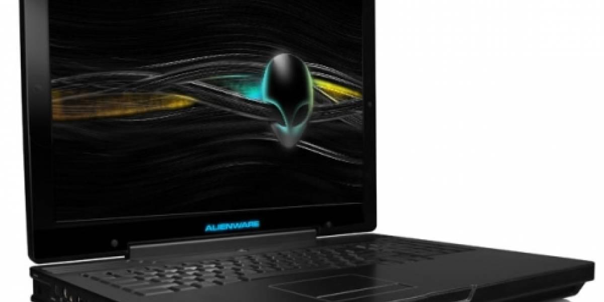Alienware M17: La primer portátil con ATI CrossFireX
