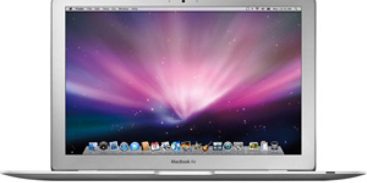 Nuevos MacBook Air serían más lentos que sus antecesores