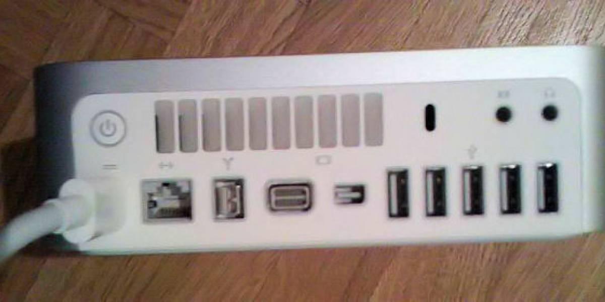 Futurología: Se filtra fotografía del nuevo Mac mini (Actualizada)