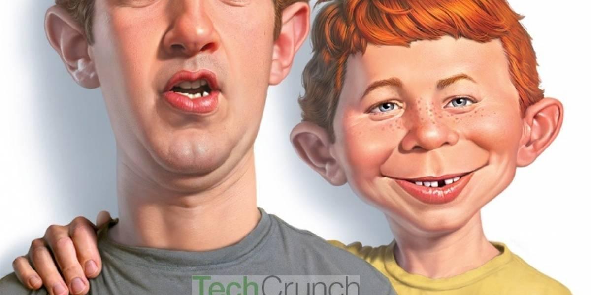 Mark Zuckerberg honrado con la portada de MAD