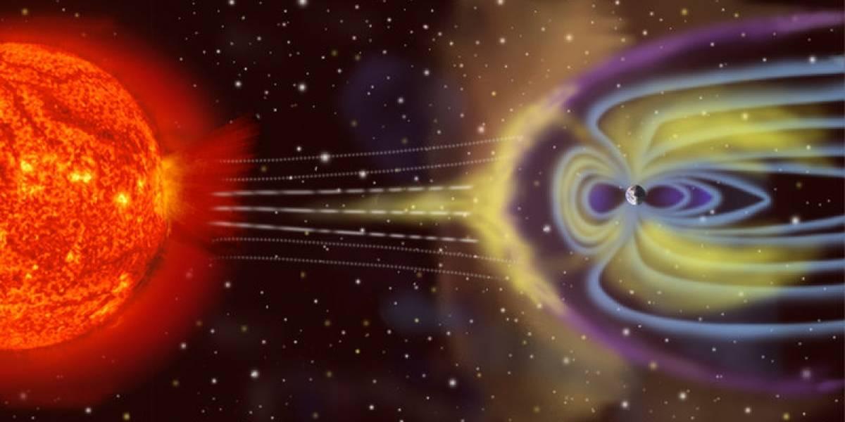 Descubren agujero más grande jamás visto en la Magnetosfera de la Tierra