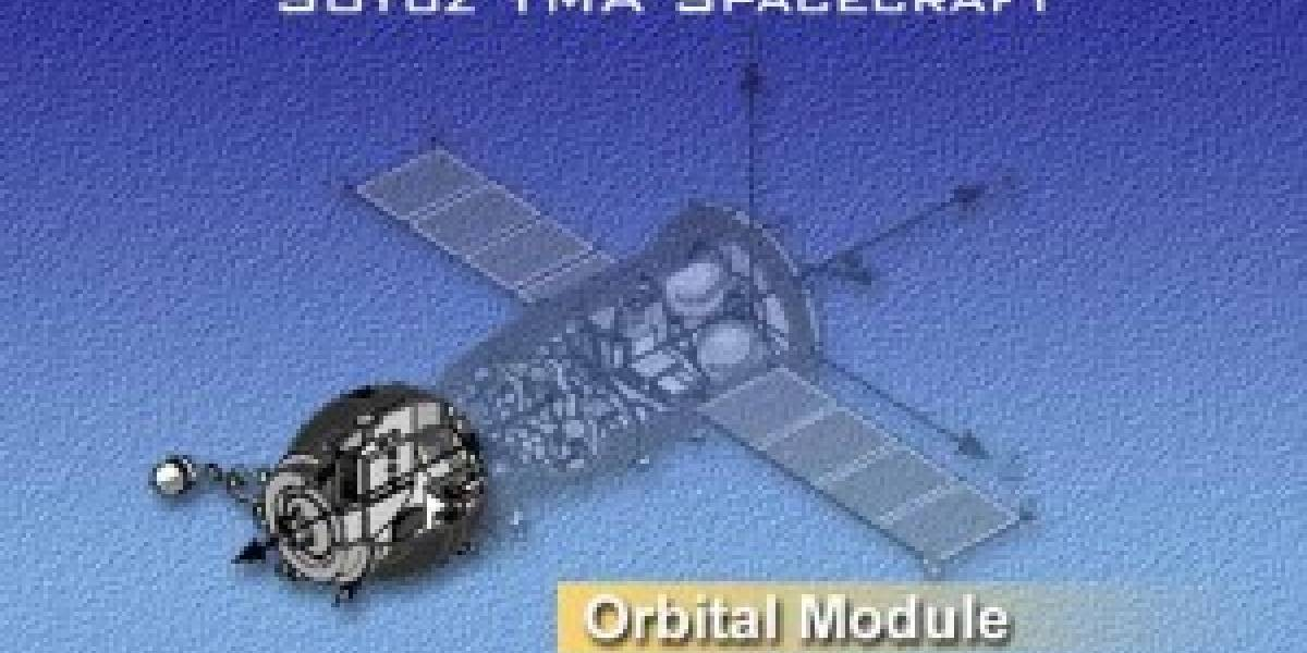 Astronautas reciben alerta de colisión y evacuan la ISS