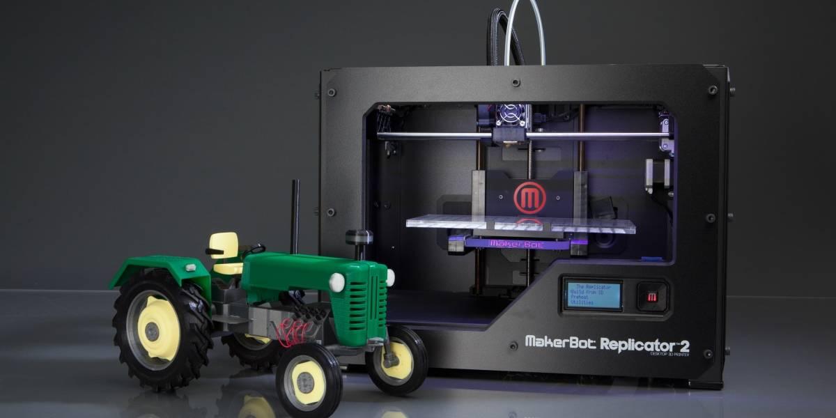 Troll de patentes quiere crear un sistema de DRM para impresoras 3D