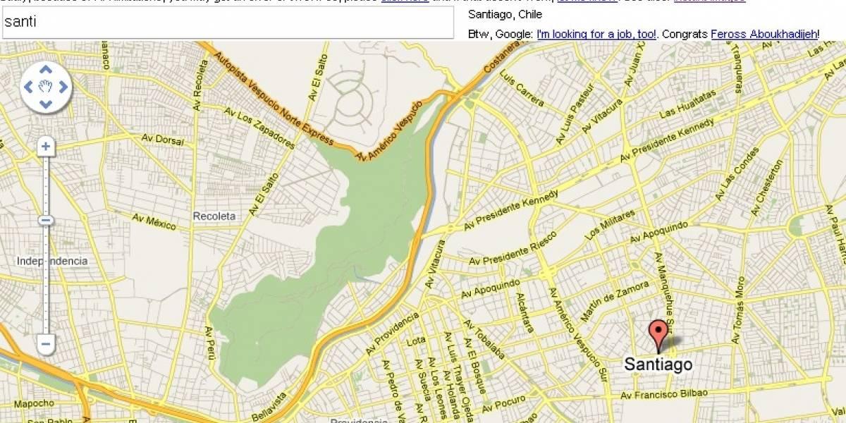 Aparecen versiones Instant de Google Maps y Google Images