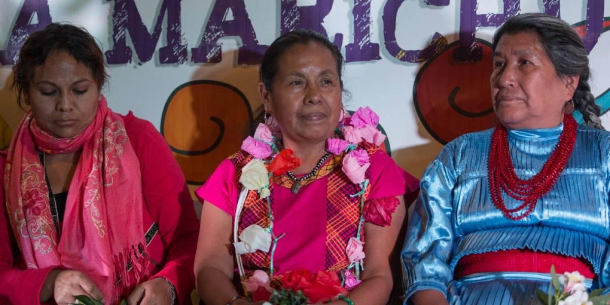 Marichuy, una campaña contra el machismo y racismo en México