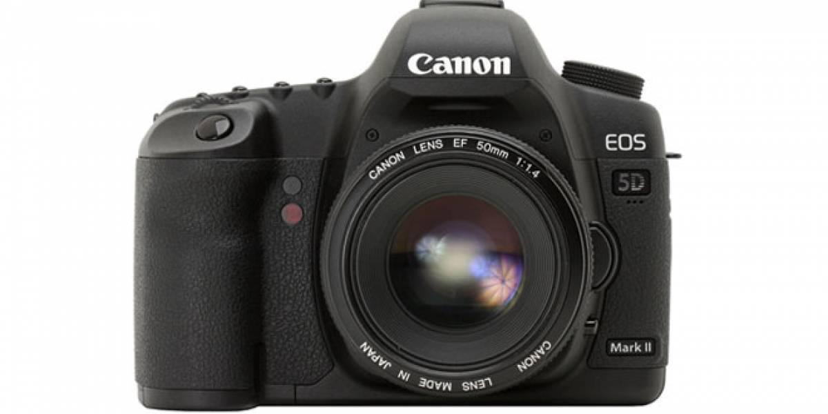 Futurología: Canon anunciará la Mark III en marzo