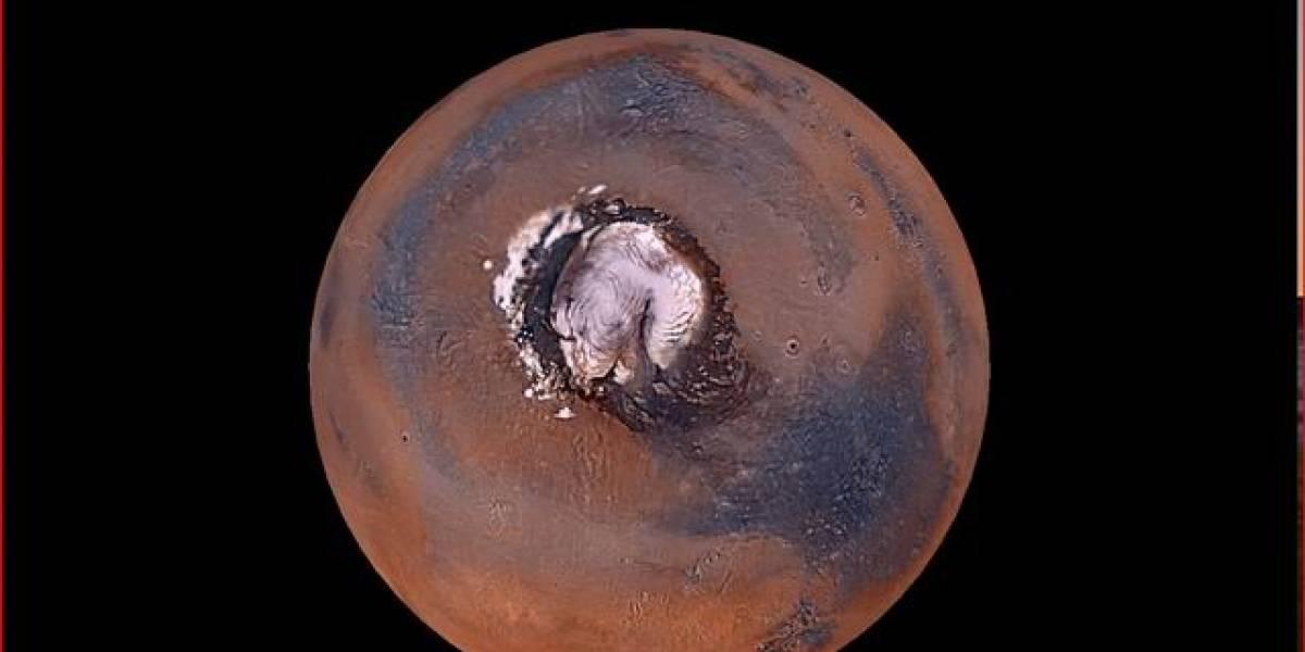 Viaja a Marte con el WorldWide Telescope de Microsoft
