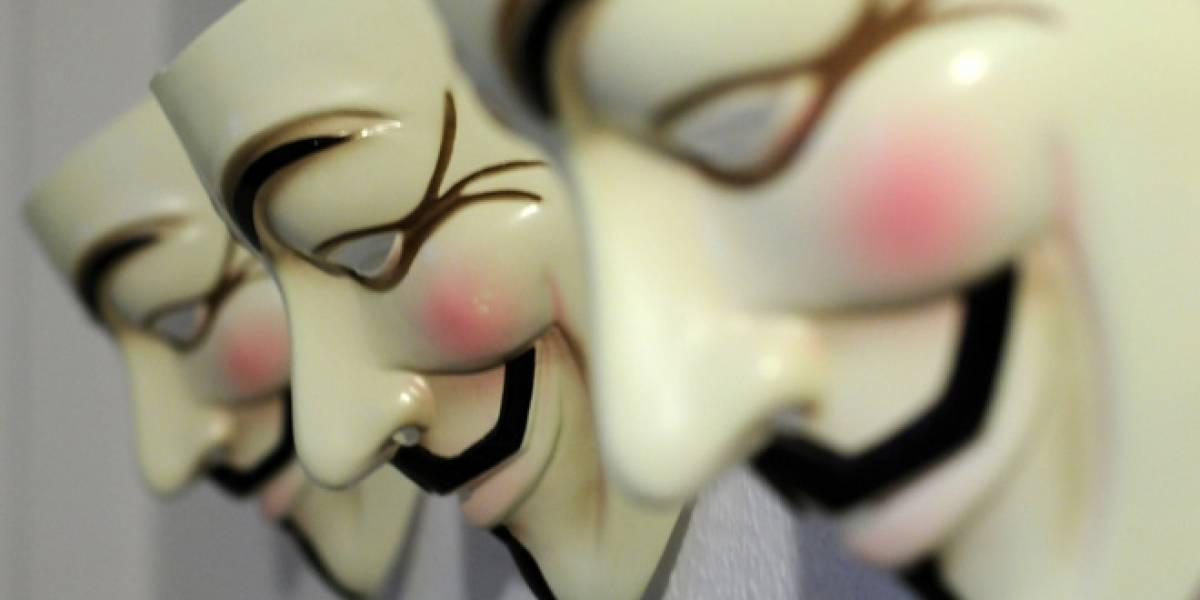 España: Detienen a cuatro supuestos miembros de Anonymous